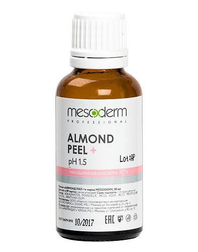 Алмонд Пил + (Миндальная и коевая кислота, 30%+2%, Ph 1,5 ) 30 мл