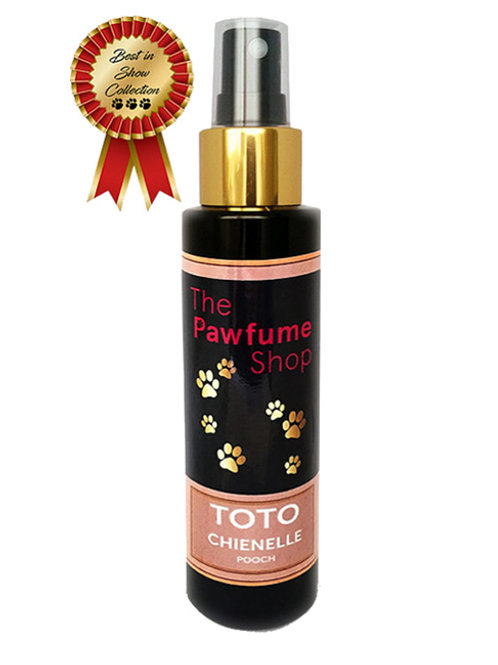 The Pawfume Shop Toto Chienelle Pooch