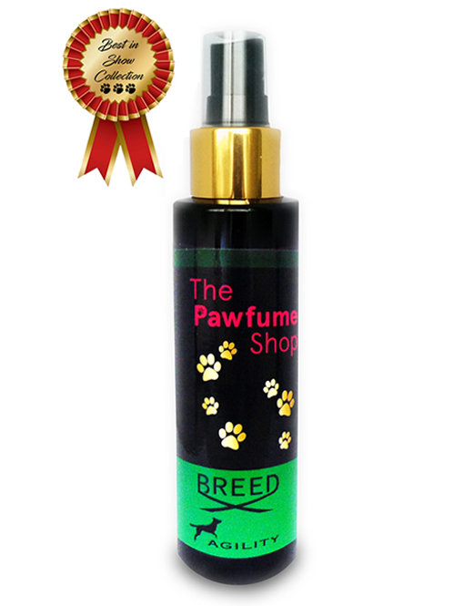 The Pawfume Shop Breed Agility