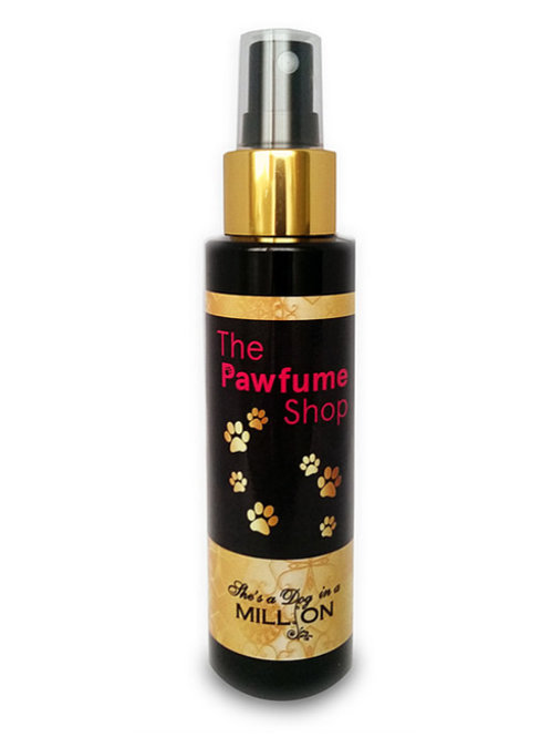 The Pawfume Shop She's A Dog In A Million