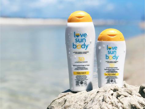 Love Sun Body SPF 30 Fragrance-Free Review