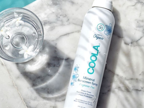 COOLA Mineral Body Sunscreen Spray SPF 30 Review