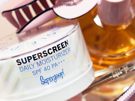 Supergoop! Superscreen Daily Moisturizer Review