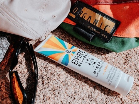 Bare Republic Mineral SPF 50 Sport Sunscreen Review
