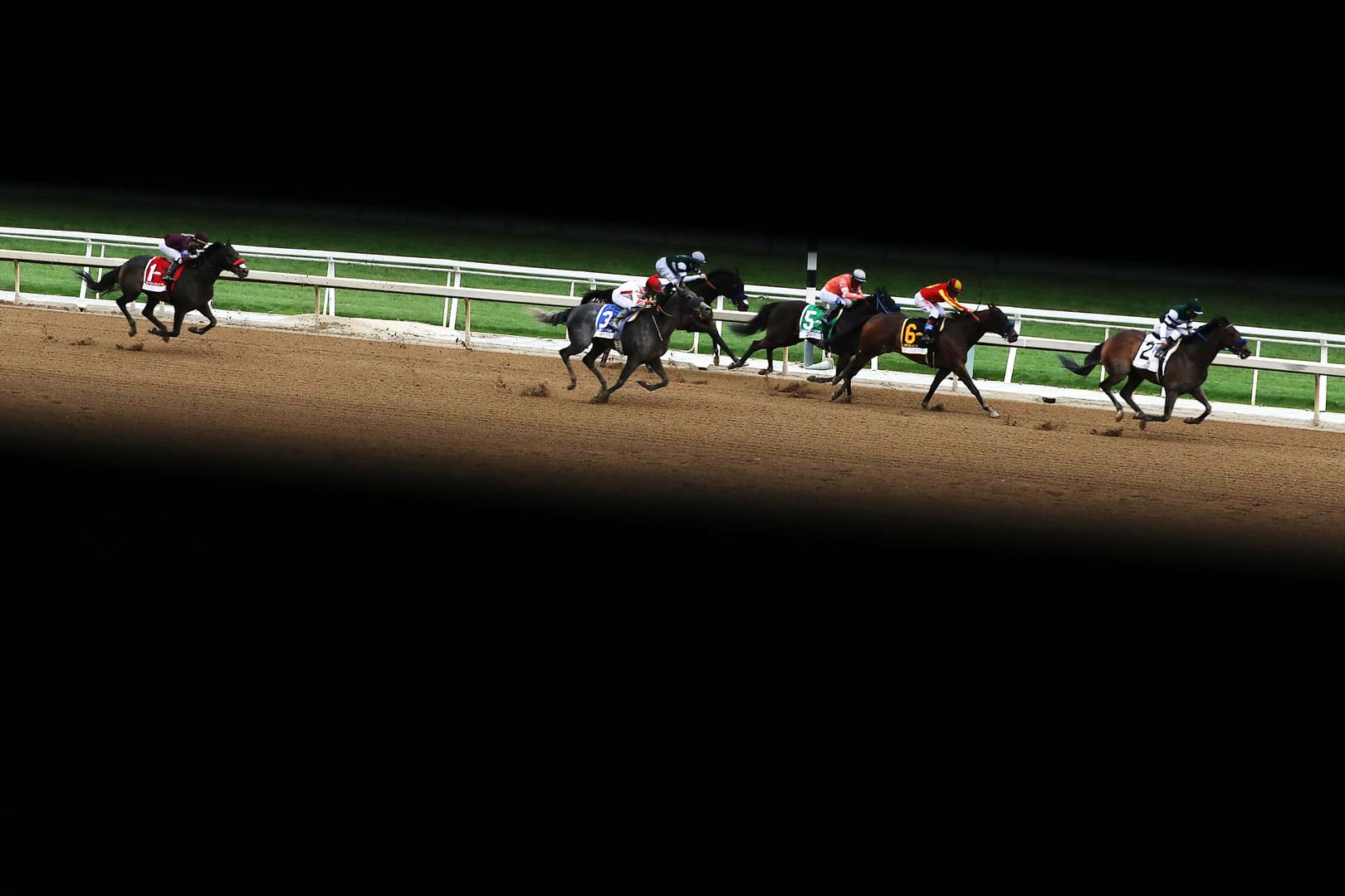 Racing Between the Lines