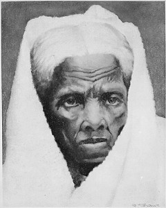 Ecco l'ultima immagine della Tubman nel 1912, pochi giorni prima della sua morte