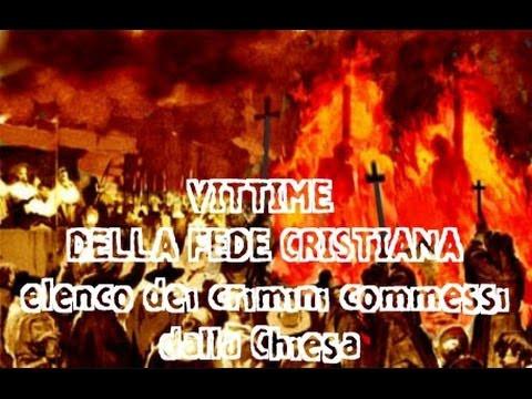 Un documento che ti illustrerà i crimini commessi dalla Chiesa in nome di Cristo, e non solo in America. CLICCA sulla foto