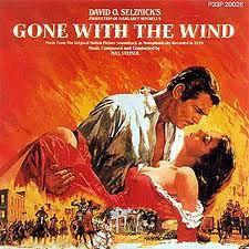 Locandina originale del film Via col vento, 1939