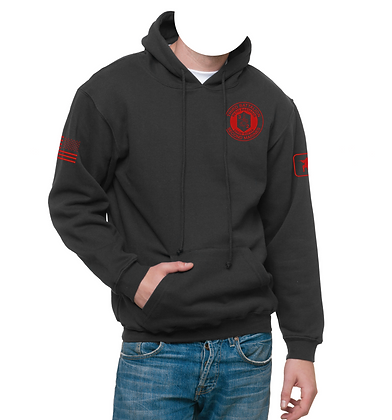 3/2 Memorial Hooded Sweater