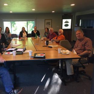 2018 SDA Strategic Planning Retreat