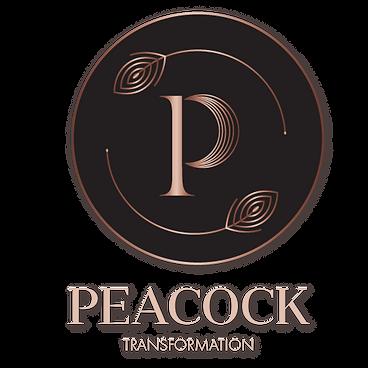 peacock-transformation-logo-with-dropsha
