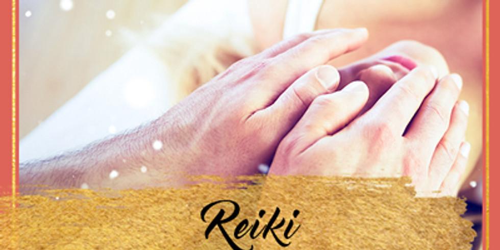 Reiki Reading via ZOOM