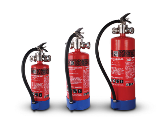 Launcher (Extinguisher Modular Suppression System)