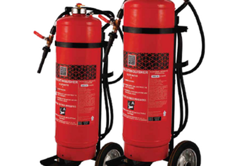 Water Based Trolley Mounted Fire Extinguishers