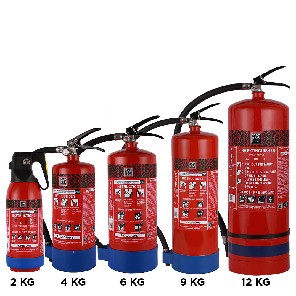 Map 90 Fire Extinguisher.Abc Map 90 Based Portable Stored Pressure Type Fire Extinguishers Ceasefire Ind P Ltd