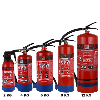 ABC MAP 90 Based Portable (Stored Pressure Type) Fire Extinguishers