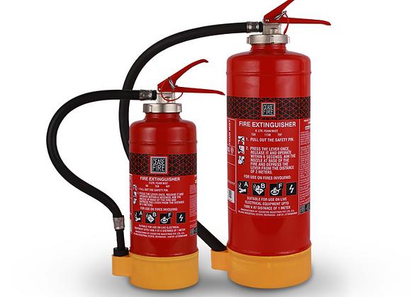 Foam Mist Based Cartridge Type Fire Extinguishers