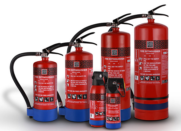 ABC Powder Based Extinguishers (Portable)