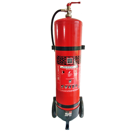 Water Based Wheeled (Stored Pressure Type) Fire Extinguisher