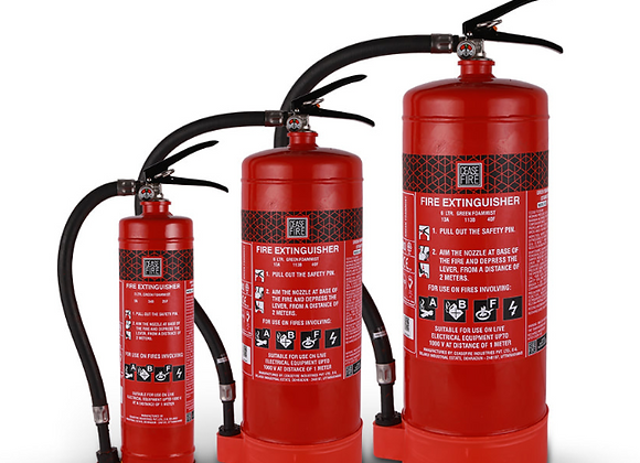 Green Mist- Portable Water Mist Based Extinguishers