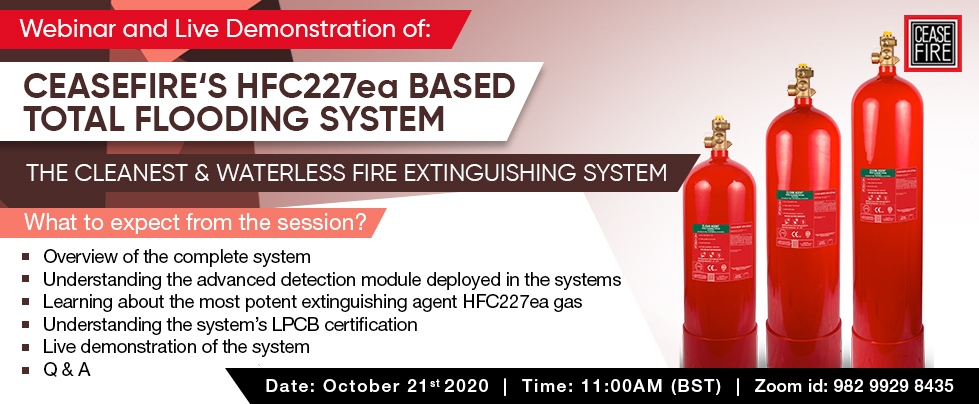 Gas Suppression (October 21)