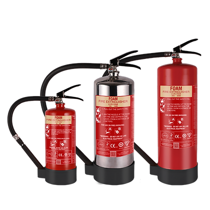 Foam Based Portable Fire Extinguishers