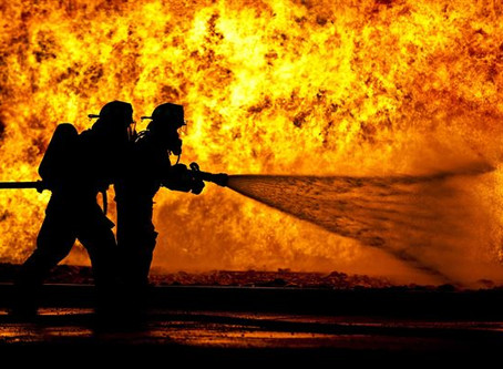 Why is it important to know the classes of fire and using the right fire extinguishers?