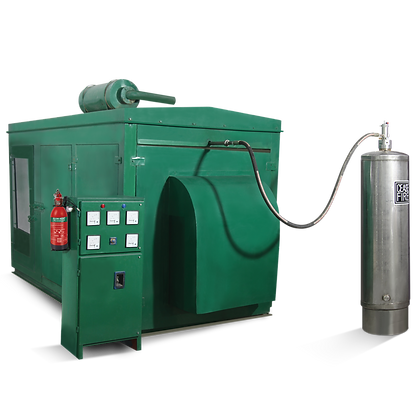 Water Mist Based Generator Auto Quell System