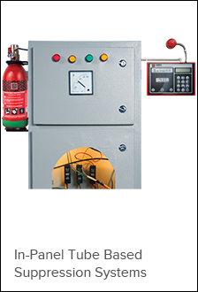 In Panel Tube based Suppression System.p