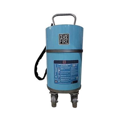 100Ltrs Trolley Mounted Mist Based Sanitisation System (Motorised Pump Type)