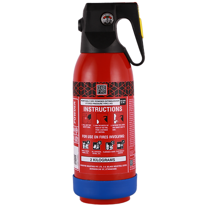 ABC MAP 90 Based Portable Stored Pressure Type Fire Extinguisher-2Kg