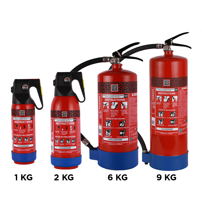 Map 90 Fire Extinguisher.Med Abc Map 90 Based Portable Stored Pressure Type Fire Extinguishers Ceasefire Ind P Ltd