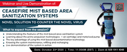 Sanitization (October 23)