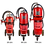 Thumbnail: QUAD-Watermist & Foammist Based Wheeled (Stored Pressure Type) Fire Extinguisher