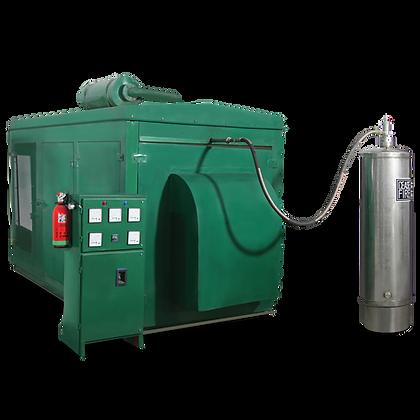 Watermist Based Generator Autoquell System