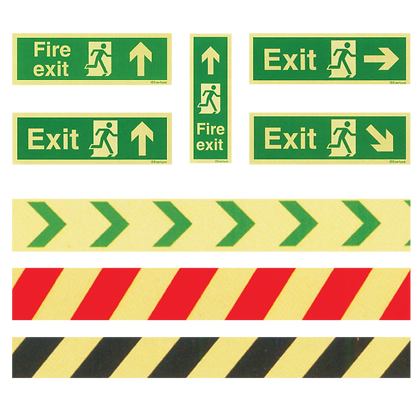 Emergency Exit Signages - Excellence Series