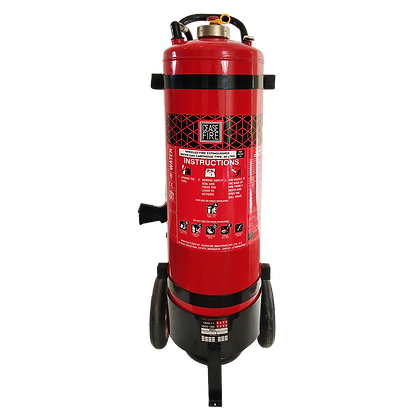 Water Based Wheeled (Spot Pressure Type) Fire Extinguisher