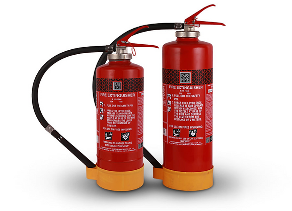 Foam Based Cartridge Type Fire Extinguishers