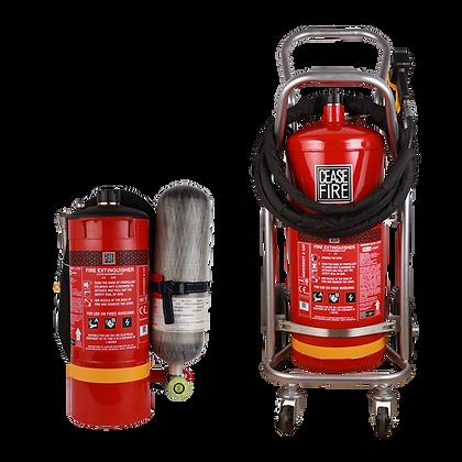 CAFS-Compressed Air Foam System(Low Pressure)