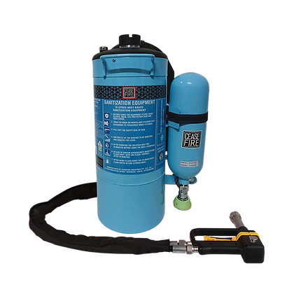 9 Ltrs Portable Mist Based Area Sanitisation System (Air Cartridge Type)