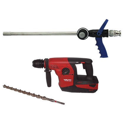 LancePro - Hammer drill Equipped Watermist Based Fire Fighting Guns