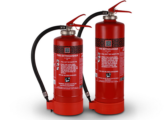 Water Based Cartridge Type Fire Extinguishers