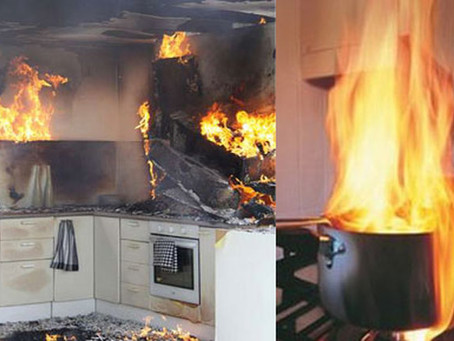 Home Fire Safety – where it's most ignored