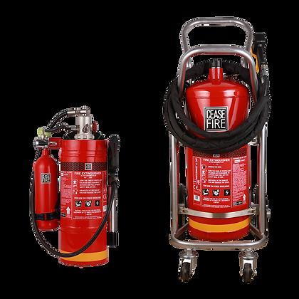 CAFS-Compressed Air Foam System (High Pressure)