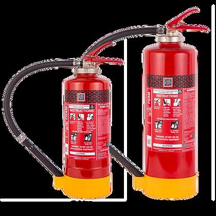 Foam Based Portable (Spot Pressure Type) Fire Extinguishers