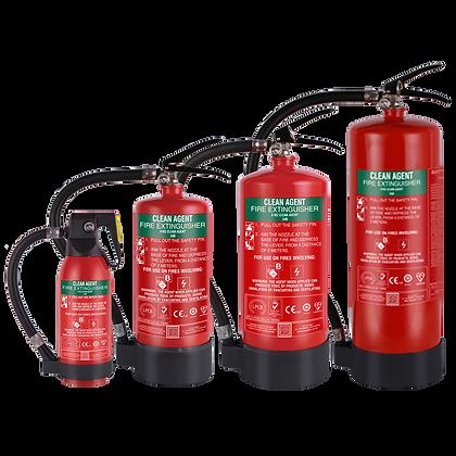 Fluoroketone (FK) Based (Clean Agent) Fire Extinguishers