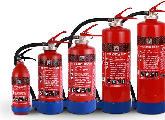ABC Powder Based Cartridge Type Fire Extinguishers