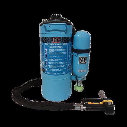 9 Ltrs Portable Mist Based Area Sanitisation System (Air Cartridge Type)