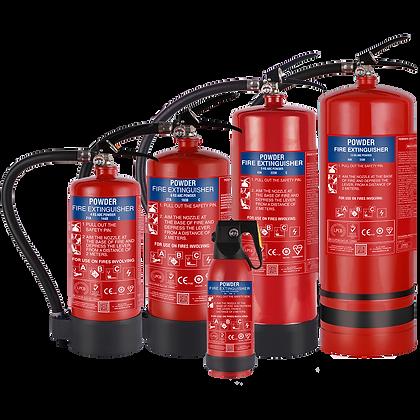 ABC Powder Based Extinguishers (Portable)
