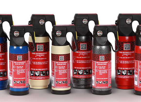 Home & Car Fire Extinguishers (Classic Range)
